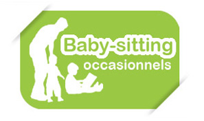 baby-sittings occasionnels